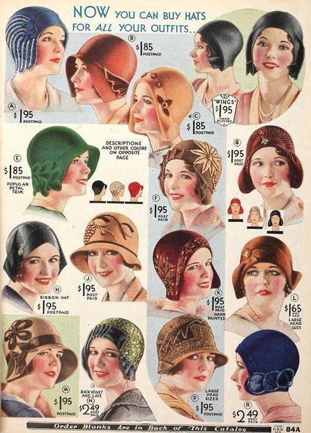 cloche-pics-1920s